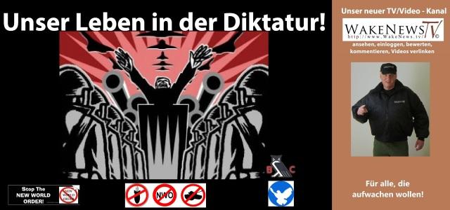 Unser Leben in der Diktatur
