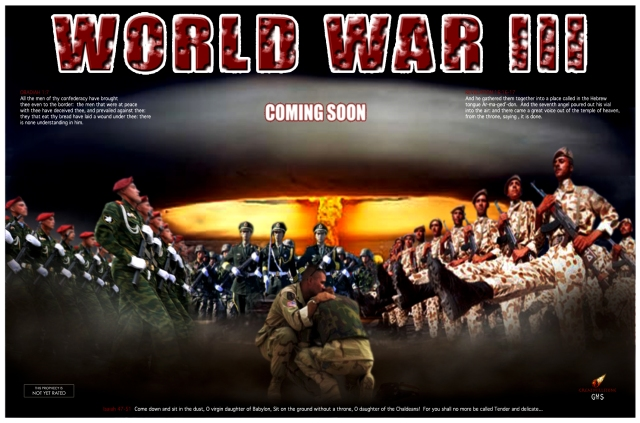WORLD WAR 3 The End