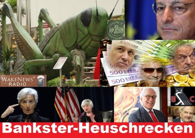Bankster-Heuschrecken