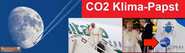 CO2 Klima-Papst