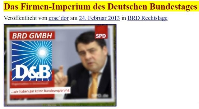Das Firmenimperium des Deutschen Bundestages