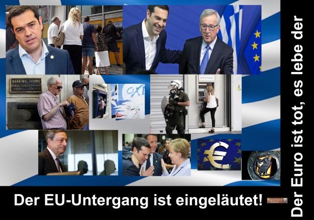 Der Euro ist tot, es lebe der ...