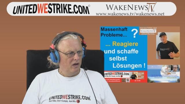 Massenhaft Probleme, reagiere, schaffe selbst Lösungen UWS 20150711