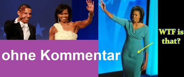Obama ohne Kommentar