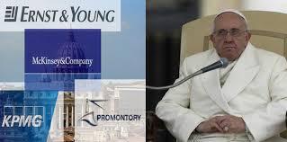 Papst und Millionen für Beraterhonorare