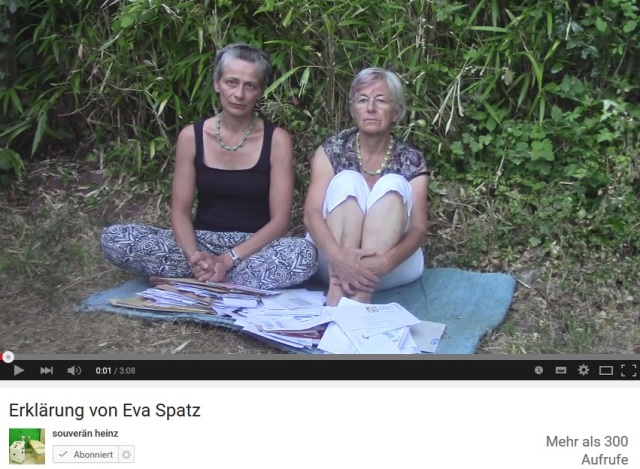 Screenshot Eva Spatz + Mutter 20150721