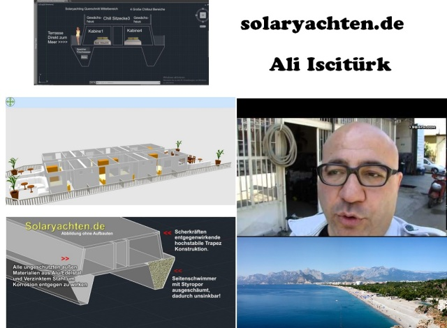 Solaryachten Ali Iscitürk