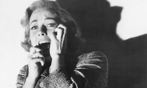 "Im Bild: Vera Miles in ""Psycho"", USA 1960"
