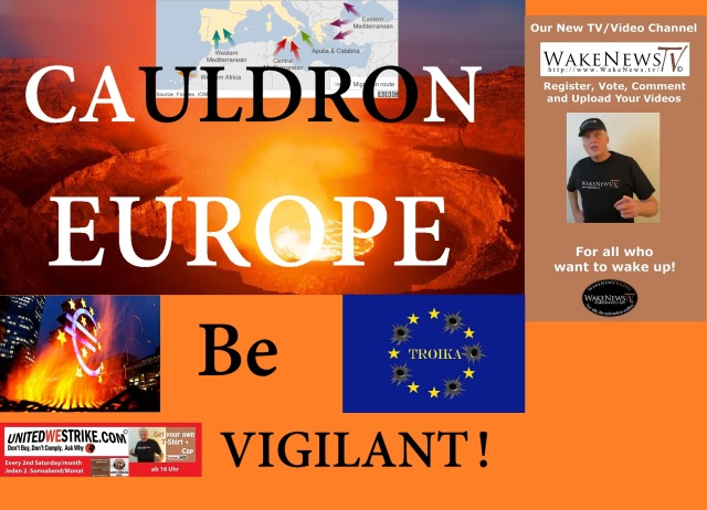 Cauldron Europe - Be Vigilant