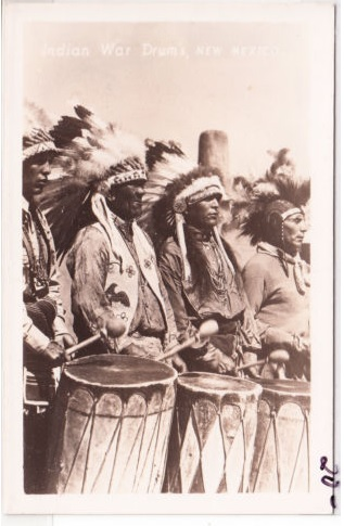Indian War Drums