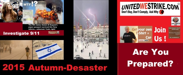 2015 Autumn Desaster - Are You Prepared - UWS Radio Marathon 20150912