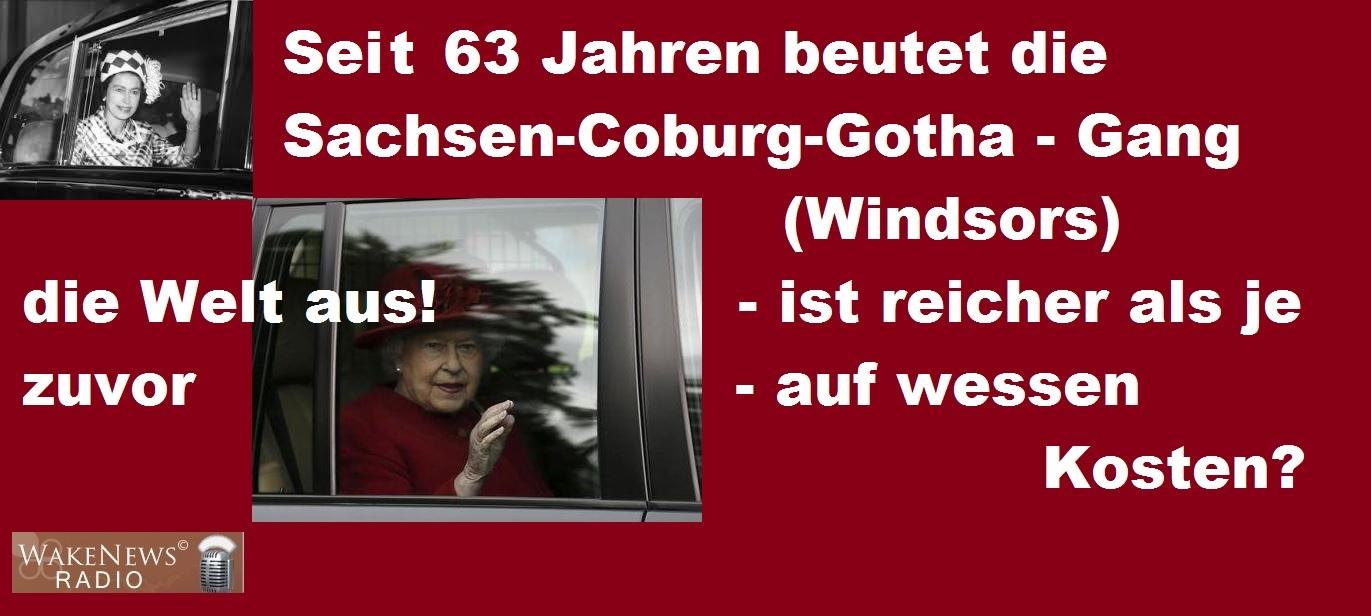Ausbeutung durch Sachsen-Coburg-Gotha-Gang t