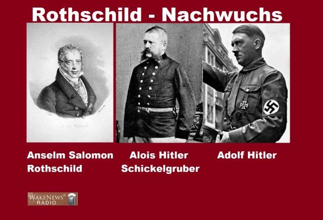 Rothschild Nachwuchs
