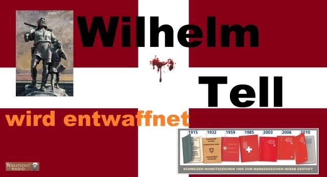 Wilhelm Tell wird entwaffnet