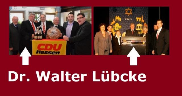 Dr. Walter Lübcke CDU