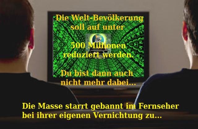 Fernseh-Masse