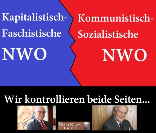 Kommunistische-kapitalistische NWO