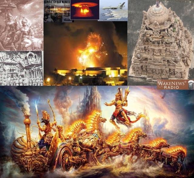 Mahabharata Collage