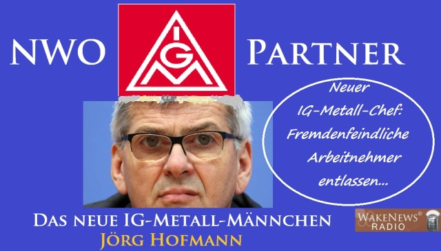 NWO-Partner - IG-Metall