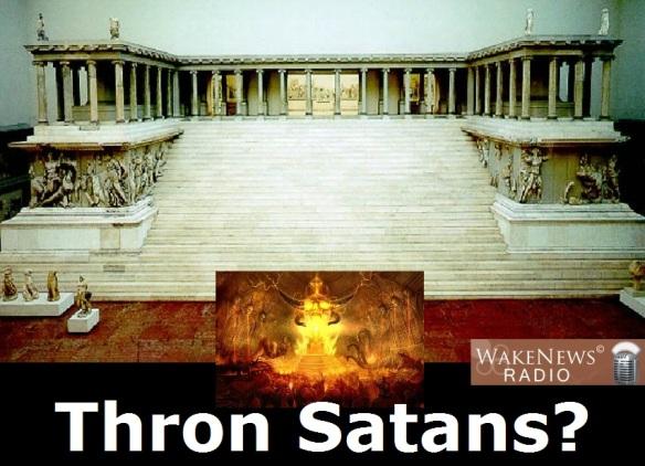 Thron Satans
