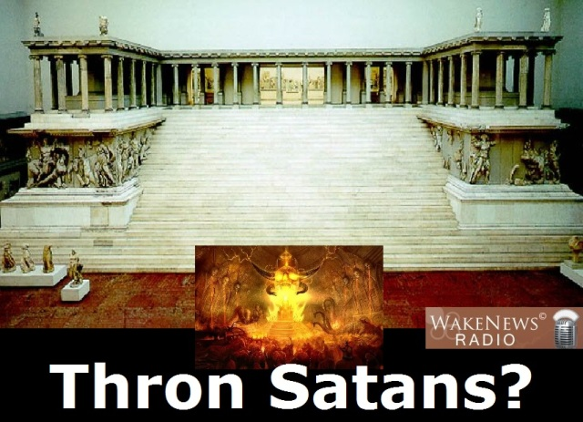 Thron Satans