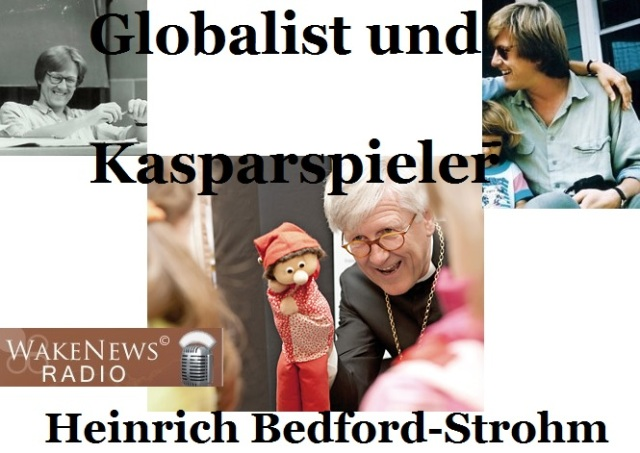 Globalist und Kasparspieler Heinrich Bedford-Strohm