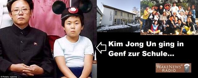 Kim Jong Un Genf