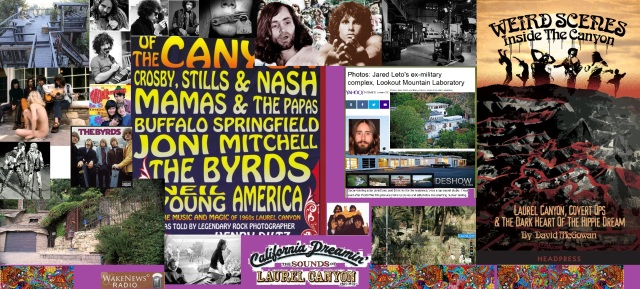 Laurel Canyon Collage
