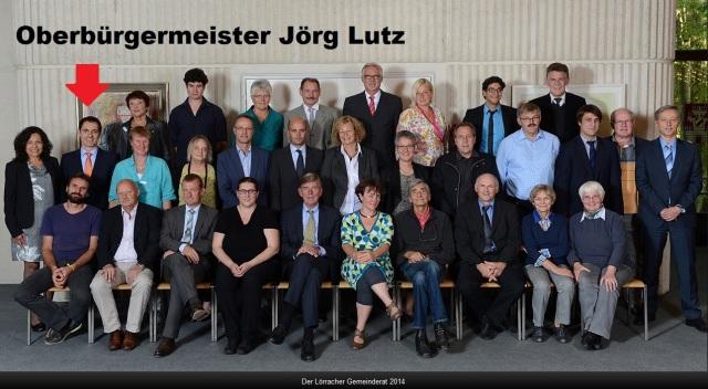 Lörracher Gemeinderat