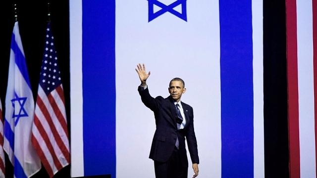 USA-Israel-Obama01