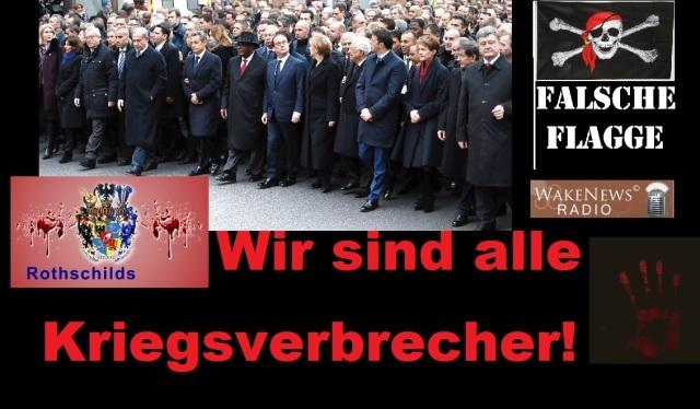 Wir sind alle Rothschilds Kriegsverbrecher