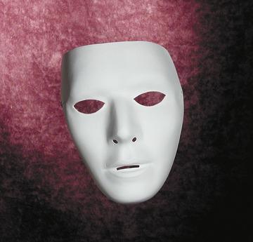 Die Maske für die Person der Ton loreal