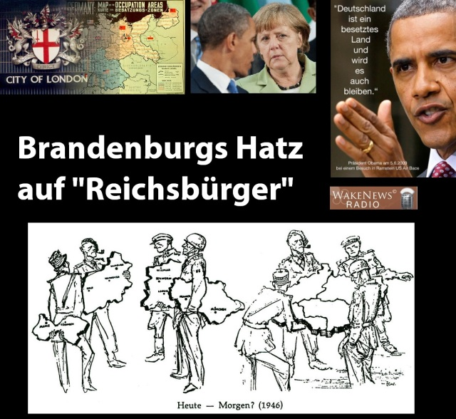 Brandenburgs Hatz auf Reichsdeutsche