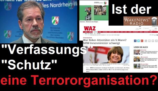 Ist der Verfassungsschutz eine Terrororganisation