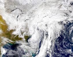 NASA Chem Trails Snow Storm