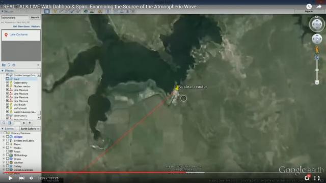 Nuclear Reactor Shut Down Argentina