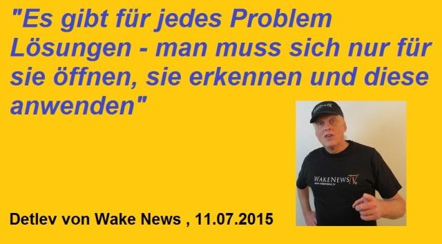 Es gibt für jedes Problem Lösungen-Detlev 20150711