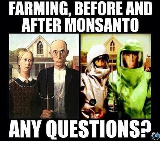 farming-Before-After-MONSANTO-any-questions-American-Gothic