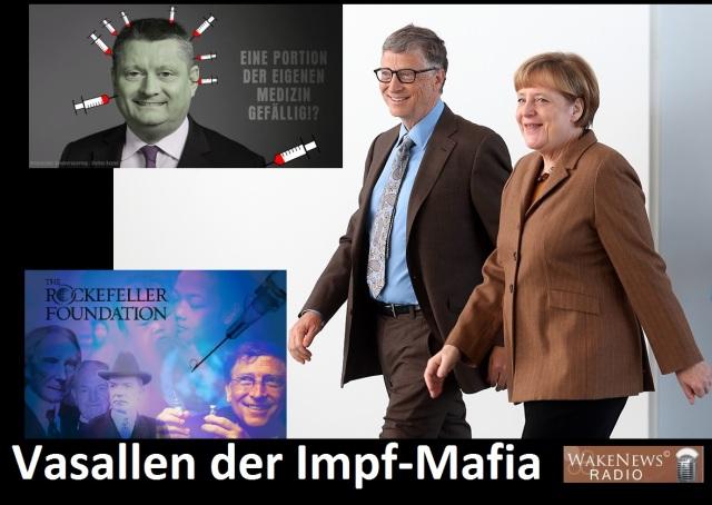 Vasallen der Impf-Mafia