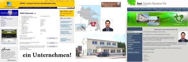 Amt Uecker-Randow-Tal - ein Unternehmen