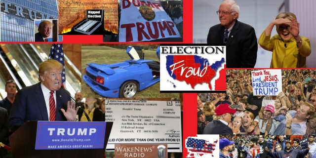US Elections - Fraud-Rigged-Scam