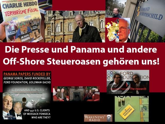 Die Presse, Panama und andere Off-Shore Steueroasen gehören und