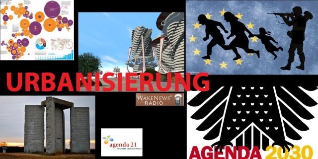 Entvölkerung AGENDA 21 - 20130