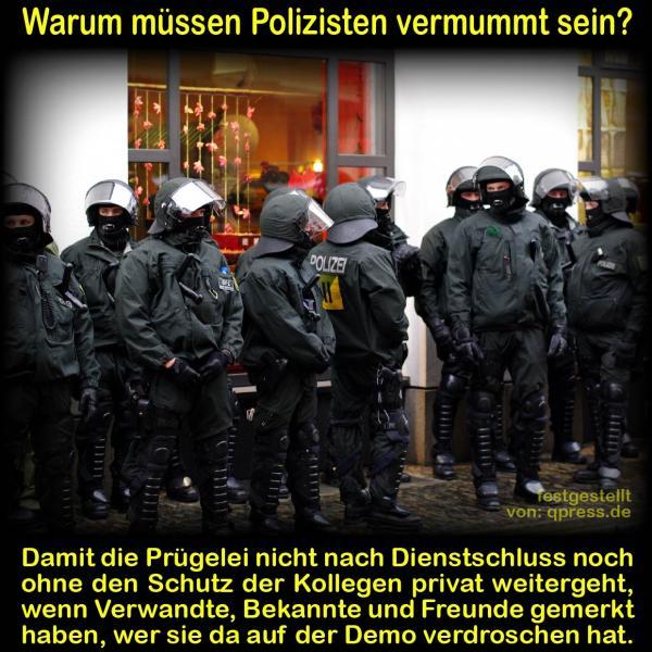 Polizeigewalt_Vermummt