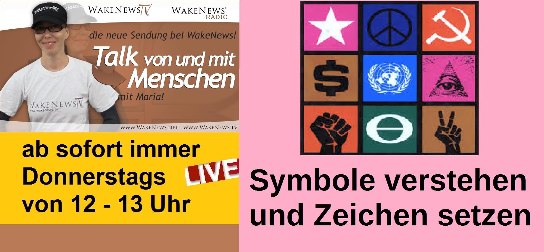 Symbole verstehen und Zeichen setzen – Talk von und mit Menschen mit ...