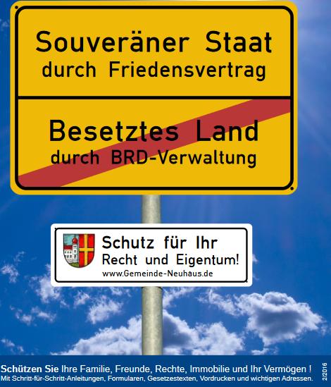 Gemeinde Neuhaus Buch