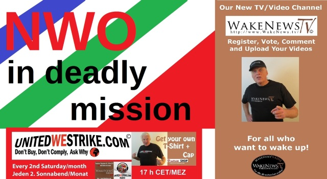 NWO in deadly mission - UWS Radio-Marathon 20160514