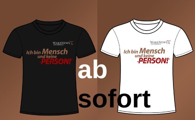 Wake News TV - neue T-Shirts