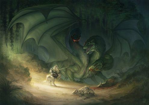 aventuria_bestiary___giant_lindworm_by_gaiasangel-d9m60fp