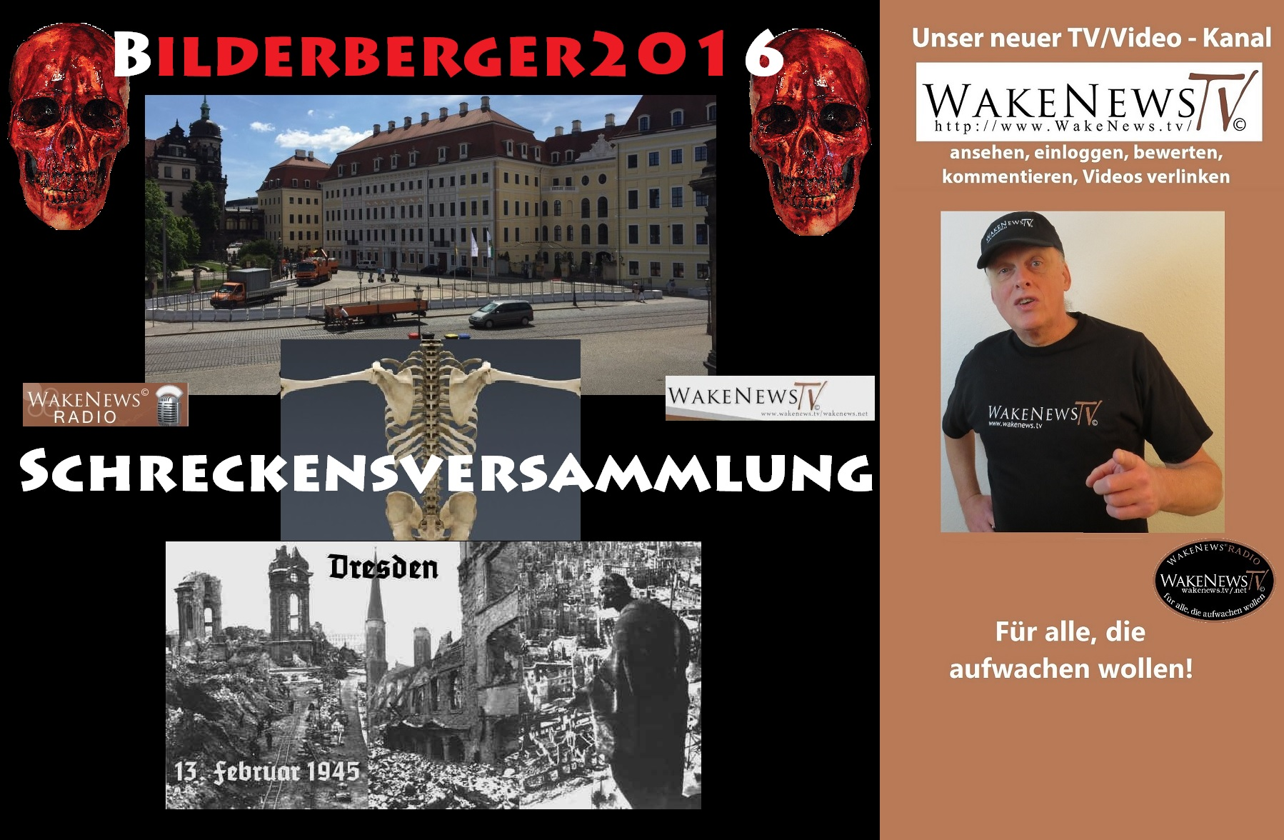 Bilderberger Schreckensversammlung 2016